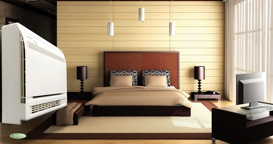 subag tech ag klimaanlagen f r das schlafzimmer. Black Bedroom Furniture Sets. Home Design Ideas